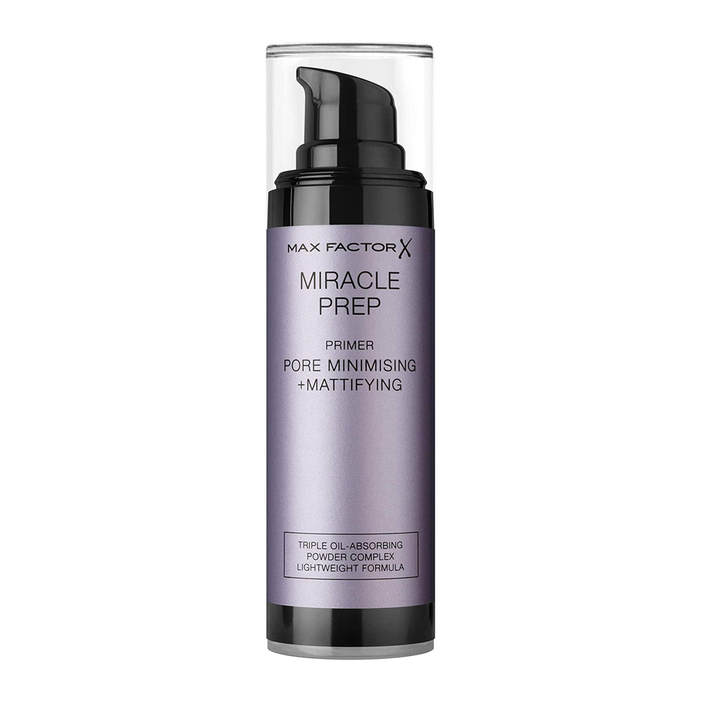 Baza de machiaj Max Factor Miracle Prep Pore Minimising and Mattifying