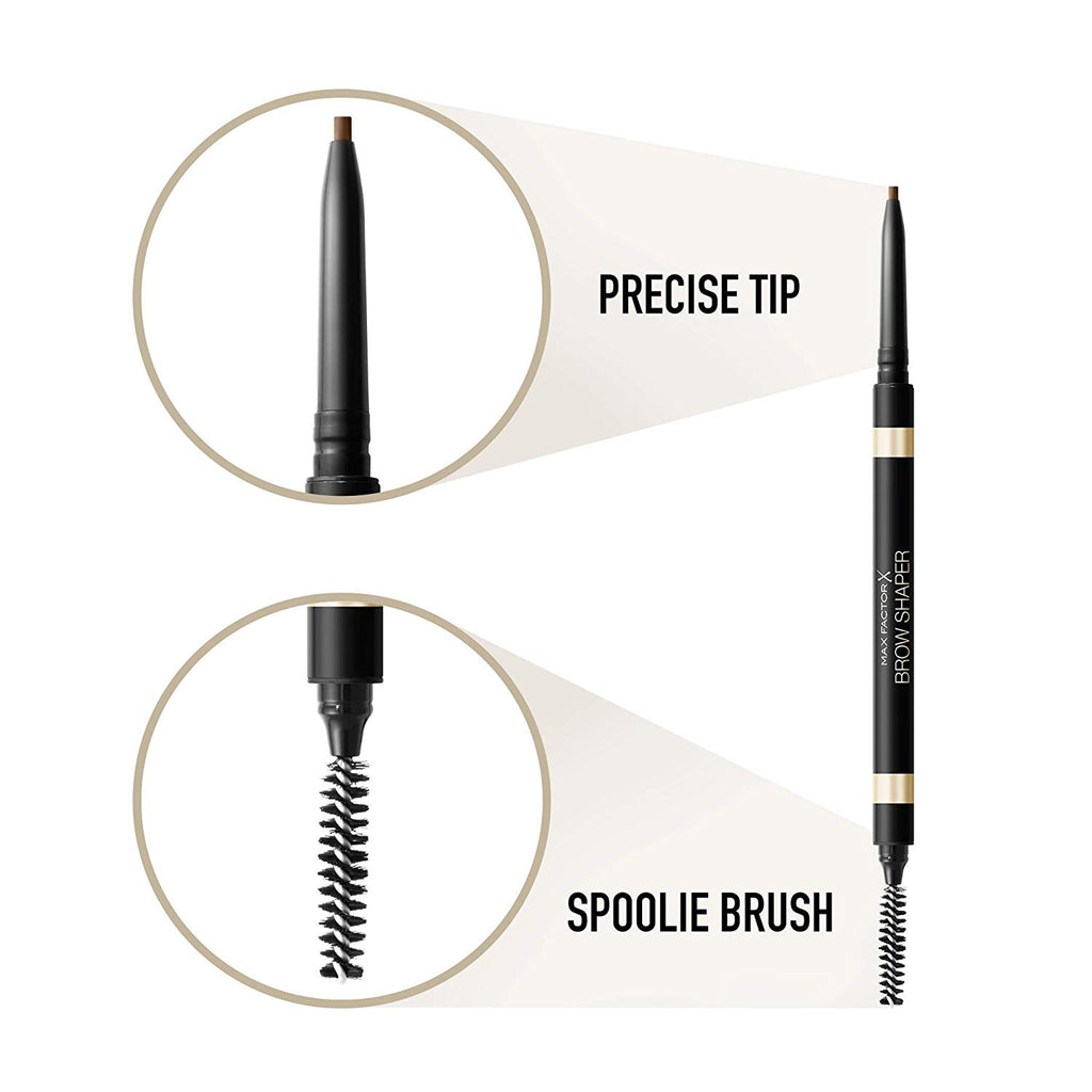 Creion pentru sprancene Max Factor Brow Slanted Pencil