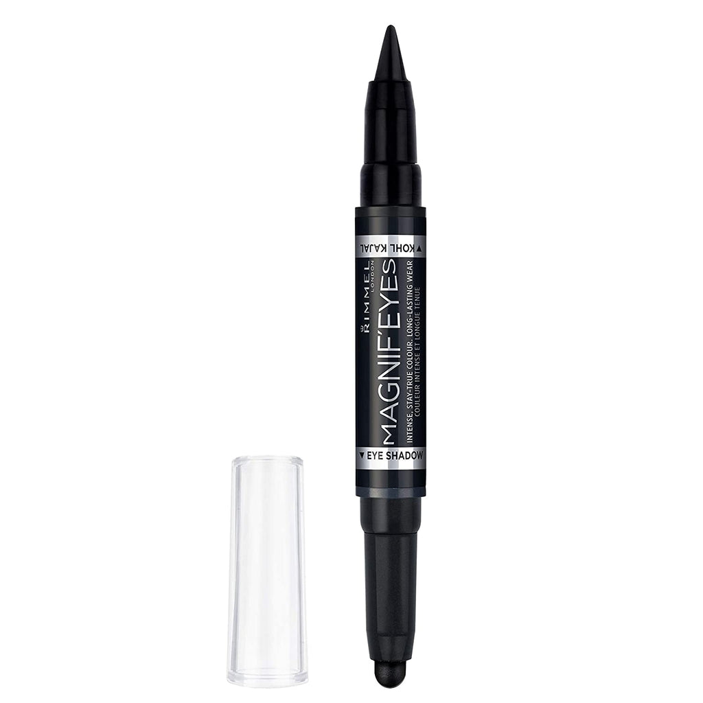 Fard de pleoape & Tus Carioca Rimmel London Magnif'eyes Double