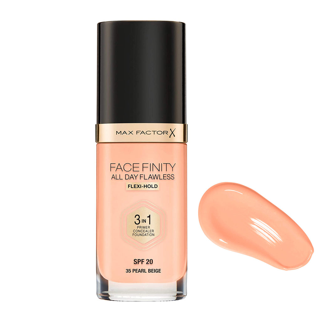 Fond de Ten Max Factor Facefinity 3 in 1