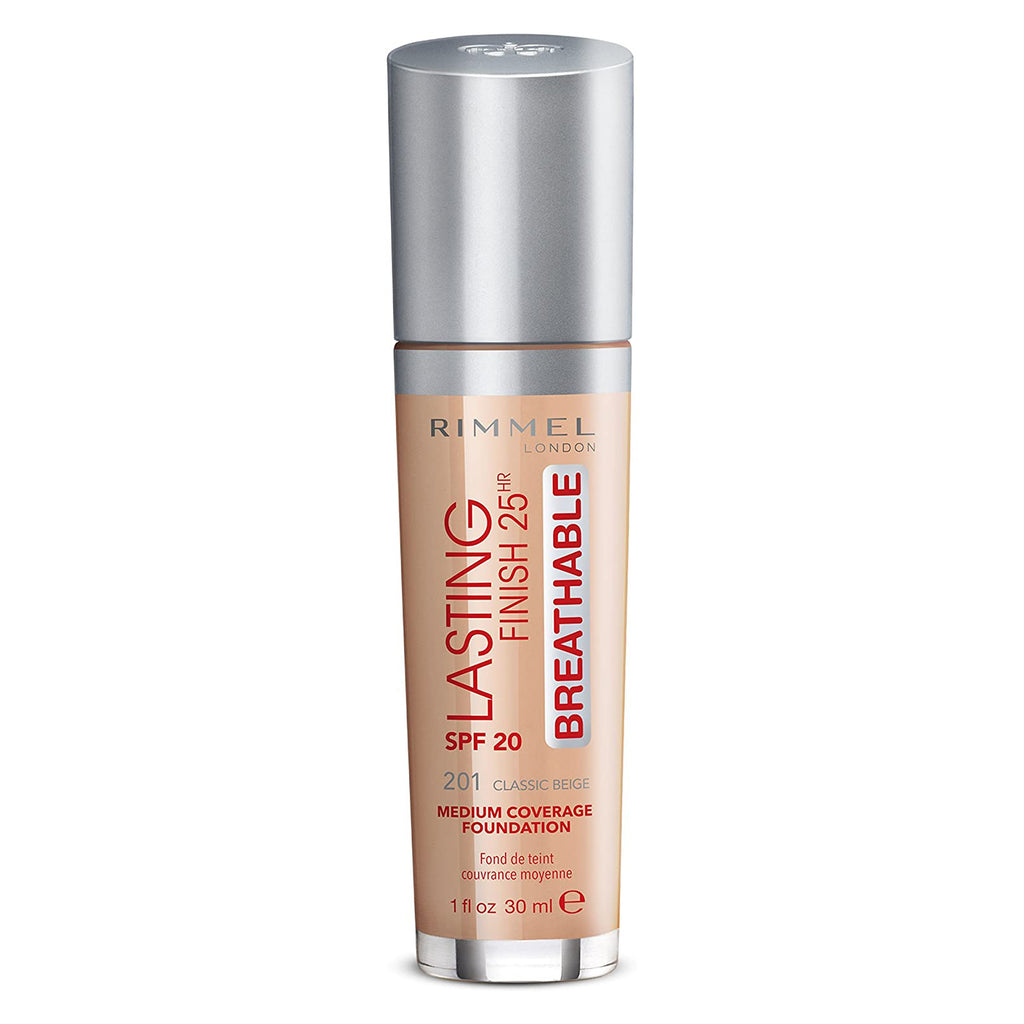 Fond de ten Rimmel London Lasting Finish Breathable