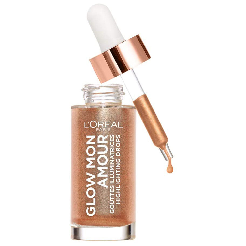 Iluminator lichid L'Oreal Glow Mon Amour Highlighting Drops