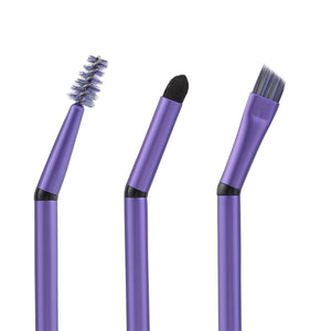 Set de pensule pentru sprancene Real Techniques Brow Set