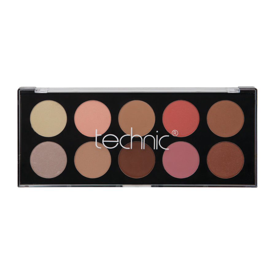 Paleta Contouring Technic In The Spotlight