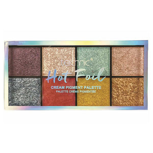 Paleta Farduri Technic Hot Foil Cream Pigment