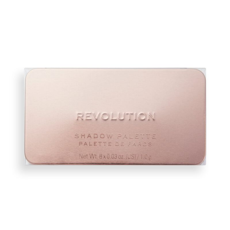 Paleta farduri Makeup Revolution Forever Flawless Dynamic Eternal