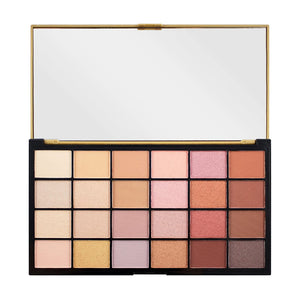 Paleta farduri de pleoape Makeup Revolution Life on the Dancefloor