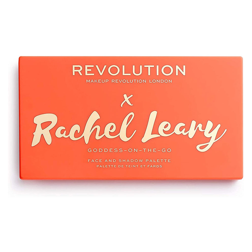 Paleta Farduri Makeup Revolution X Rachel Leary Goddess-On-The-Go
