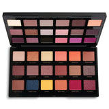 Paleta Farduri de pleoape Makeup Revolution London By Petra