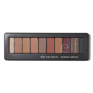 Paleta farduri E.L.F. Mad For Matte Eyeshadow Palette