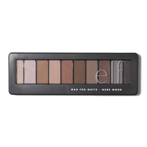 Paleta farduri E.L.F Mad For Matte Nude Mood