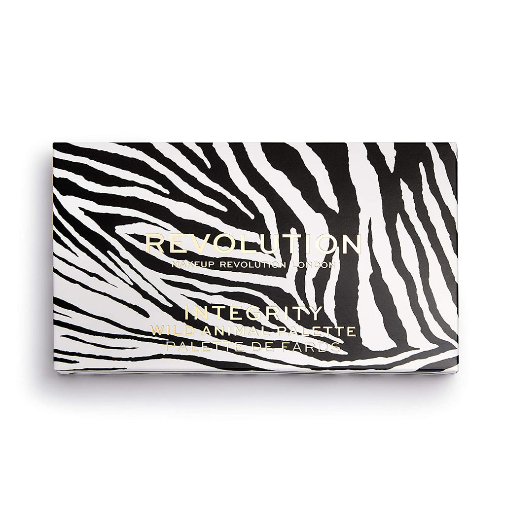 Paleta Farduri Makeup Revolution London Wild Animal