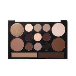 Paleta Farduri NYX Love Contours All Eye & Face Sculpting Palette