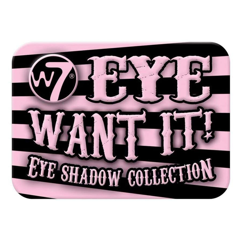 W7 Eye Want It
