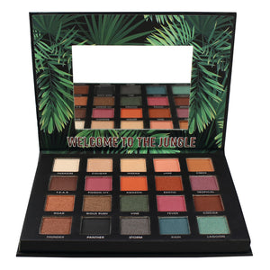 Paleta Farduri Technic Limited Edition 20 Eyeshadows Be Fearless
