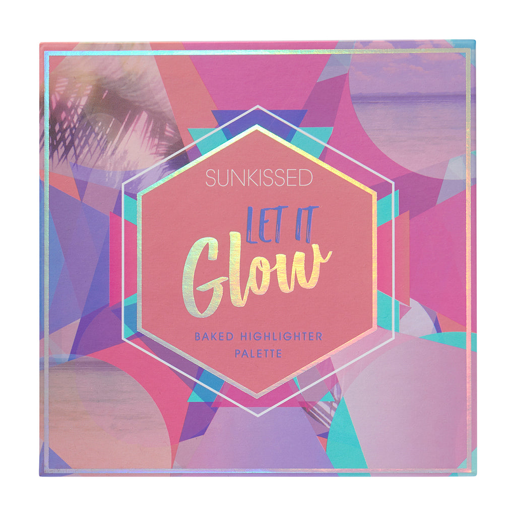 Paleta iluminatoare Let It Glow
