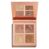Paleta Iluminatoare Makeup Revolution Face Quad Ignite