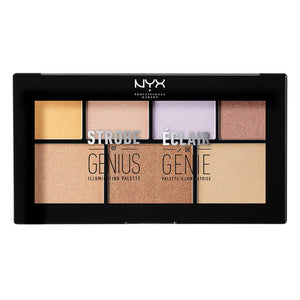 Paleta iluminatoare NYX Strobe Of Genuis Illuminating