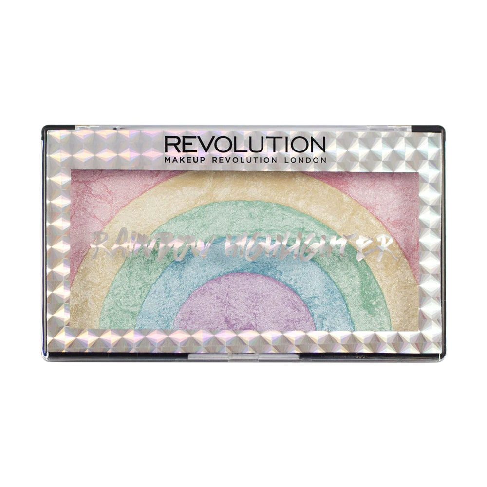 Paleta Iluminatoare Makeup Revolution Rainbow Highlighter