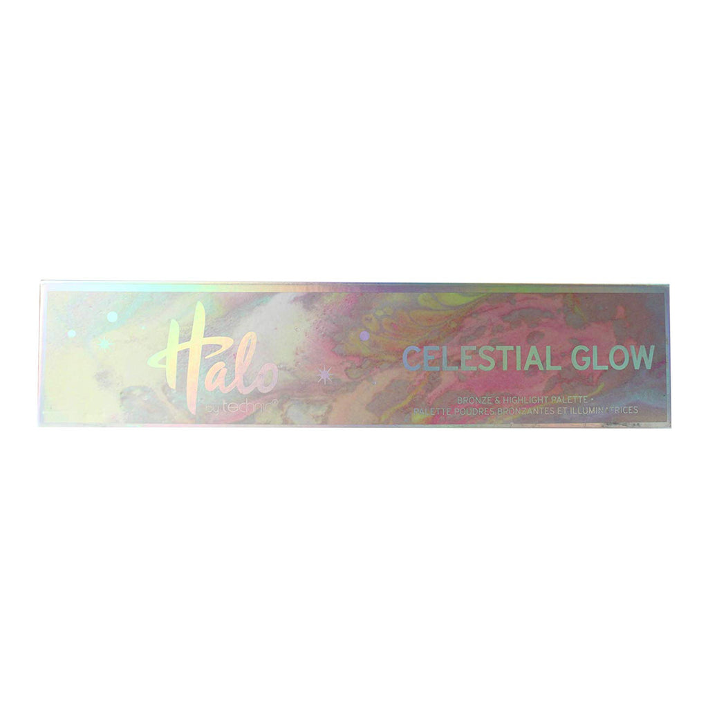 Paleta iluminatoare Technic Halo Celestial Glow Bronze & Highlight