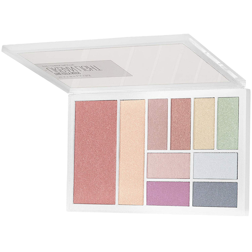 Paleta Machiaj Maybelline The City Kits Eye & Cheek Palette