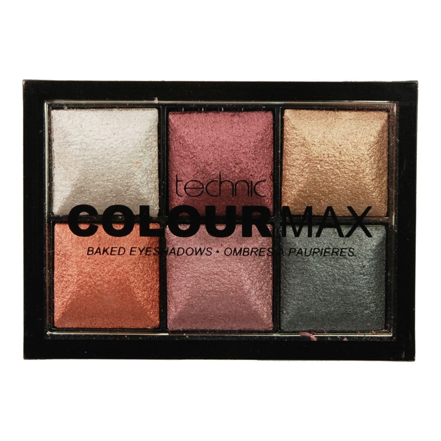 Paleta machiaj Technic Colour MAX