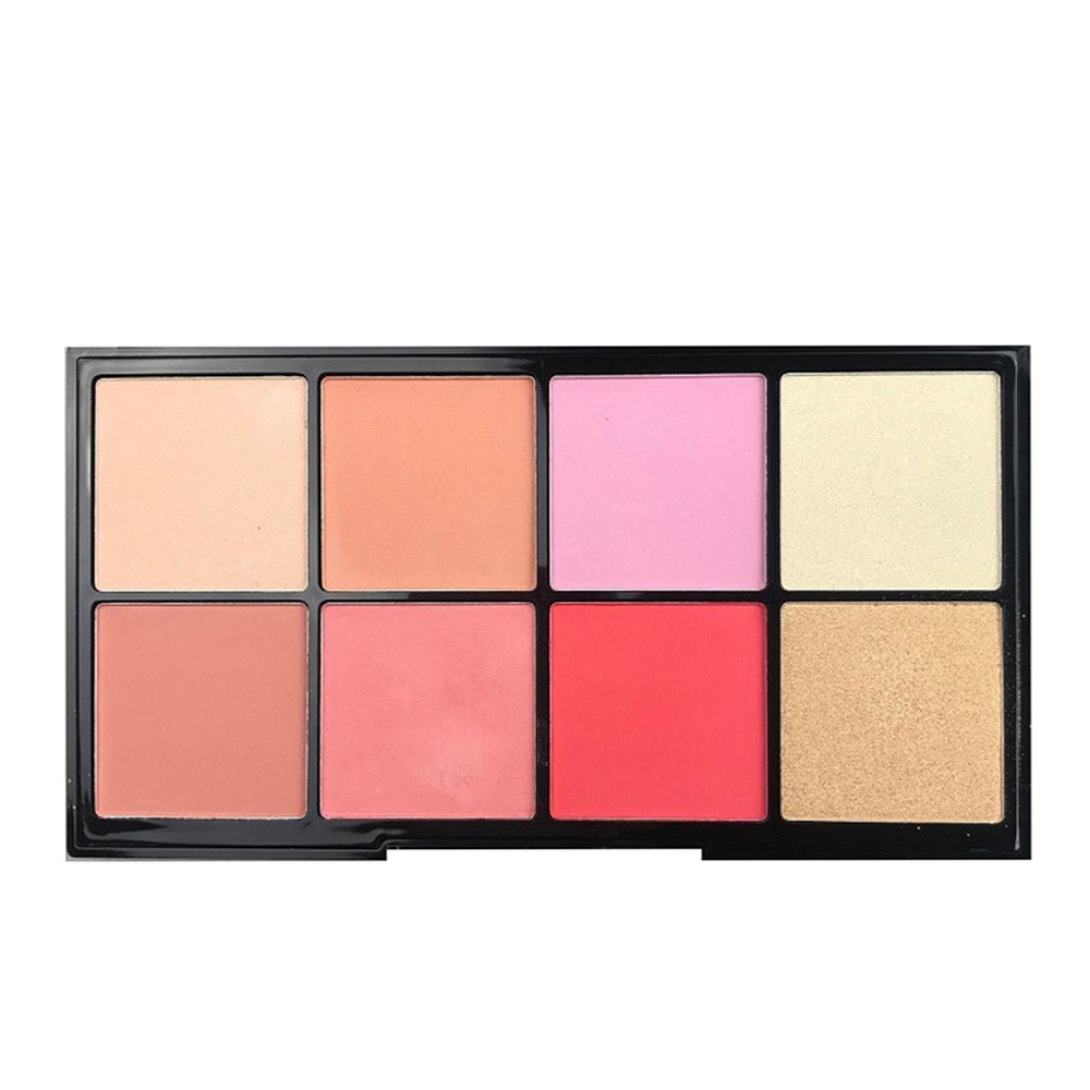 Paleta multifunctionala Iluminator & Blush Technic