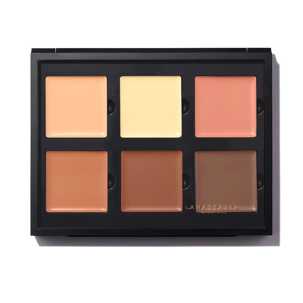 Paleta Contur Anastasia Beverly Hills Contour Cream Kit Medium