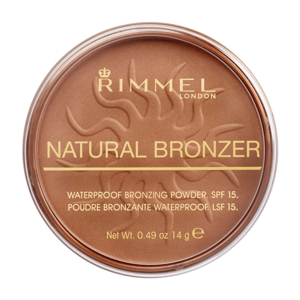 Pudra bronzanta Rimmel London Natural Bronzer