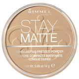 Pudra Compacta Rimmel London Stay Matte