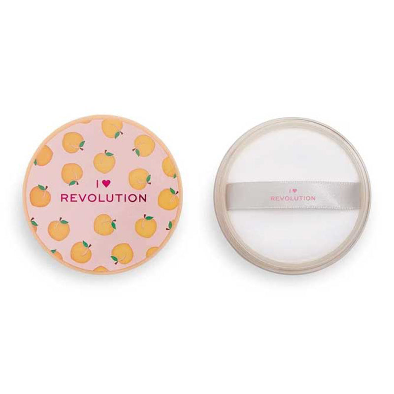 Pudra de fata I Heart Revolution Loose Baking Powder