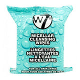 Servetele micelare W7 Micellar Cleansing Wipes