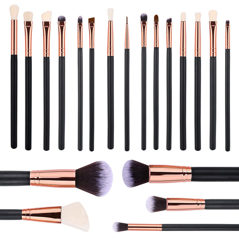 Set 20 pensule profesionale Gold Deluxe