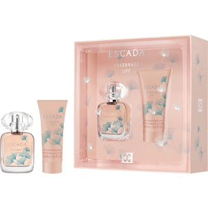 Set Apa de parfum 30 ml + Lotiune de corp 50 ml Escada Celebrate Life