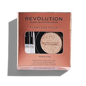 Set Cadou Fard de Pleoape Makeup Revolution London Flawless Foils
