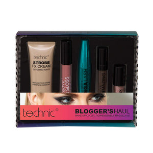 Set complet machiaj Technic Blogger's Haul