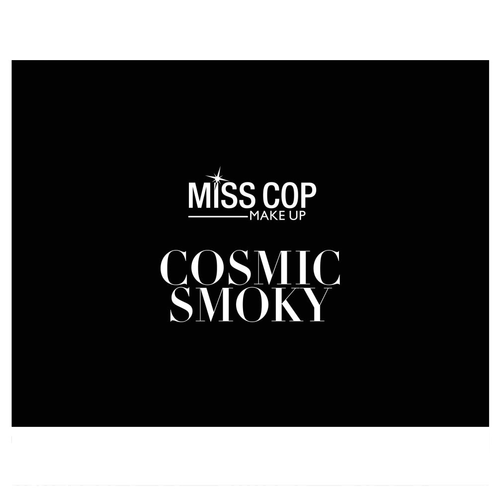 Trusa de machiaj Cosmic Smoky by Miss Cop