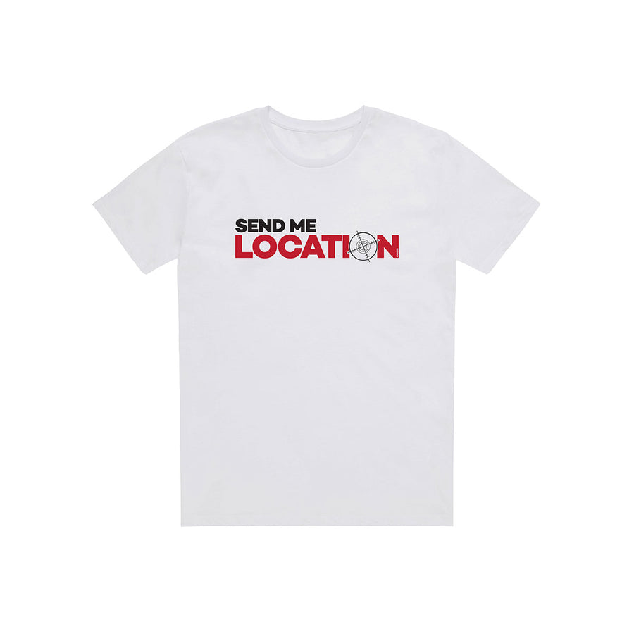 Send Me Location T-Shirt