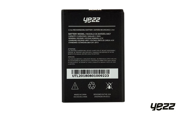Battery (for part #4E7052)