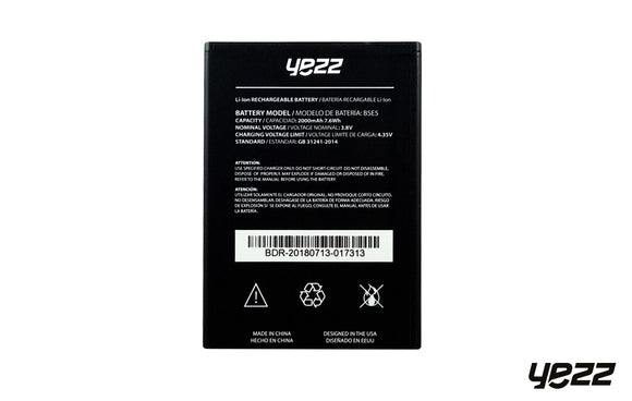 Battery (for part #5E5043 / #5E5052)