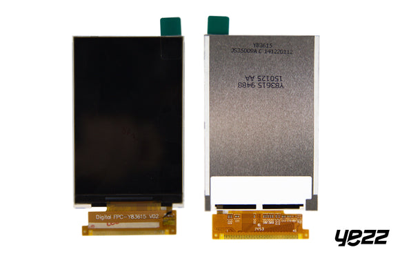 LCD (for Part #AM35E2I043)