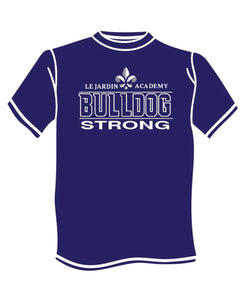Bulldog Strong Poly/Cotton Shirt