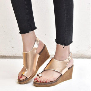 Orthopedic Bunion Corrector Woman Gladiator Sandals