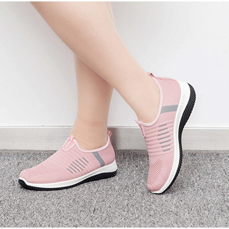 Bunion Correcting Sneakers Casual Flats for Women