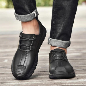 Casual Walking Men's Slip on Shoes for Bunions