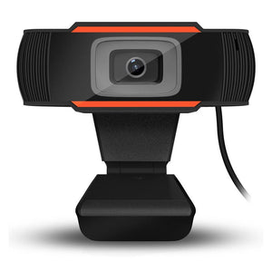 HD Webcam for Laptop and Desktop Computer