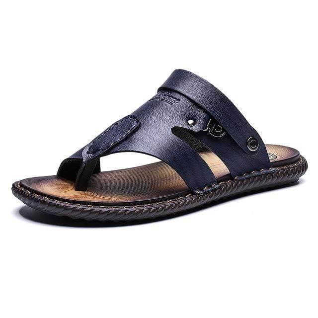 Soft Leather Bunion Corrector Sandals