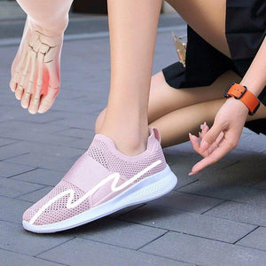Women's Slip-On Sneakers Bunion Correction Shoes