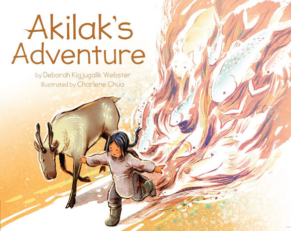 Akilak's Adventure (English)