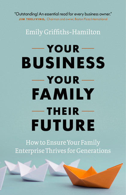 Your Business, Your Family, Their Future
